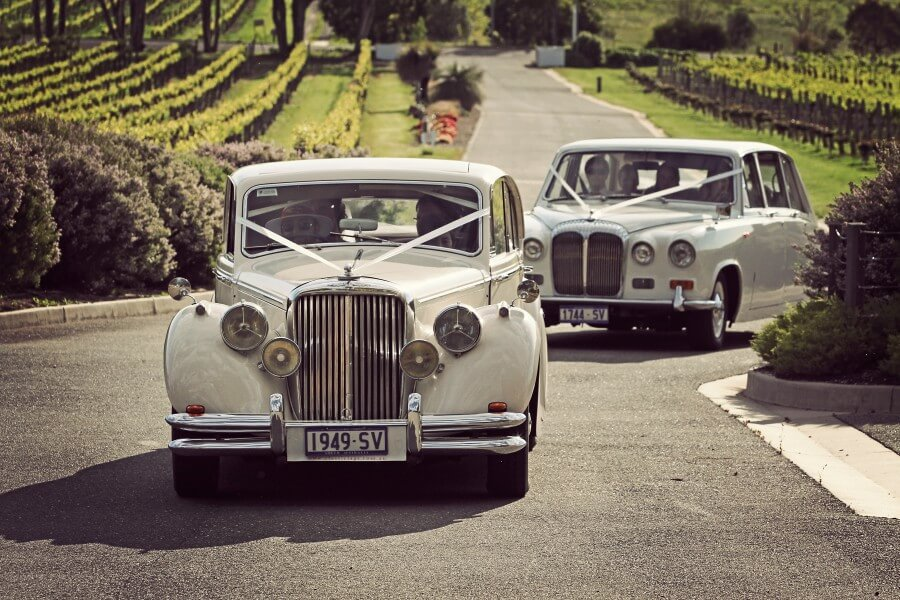 Adelaide\'s Original Jaguar Wedding Cars Gallery - Classic Jags