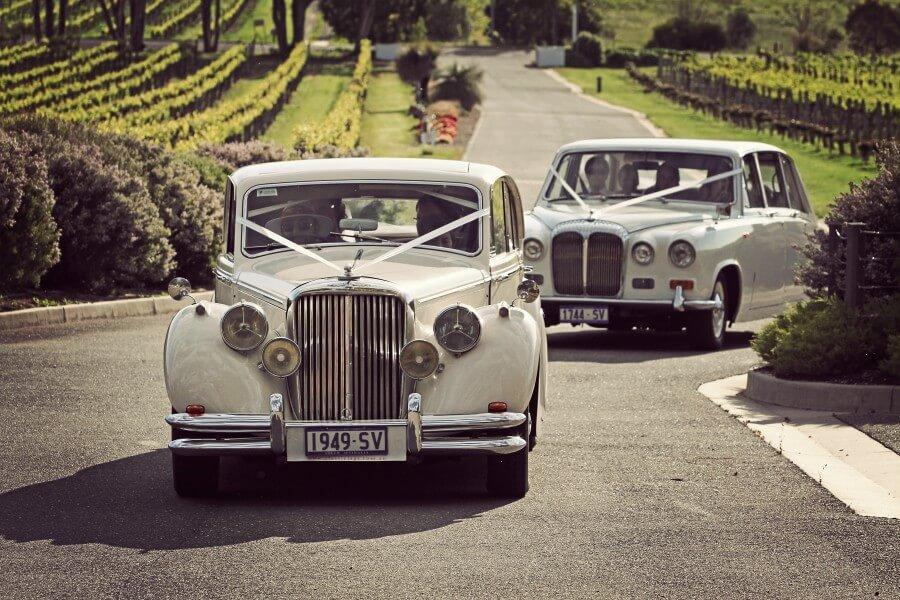 Jaguar MKV and Royal Daimler