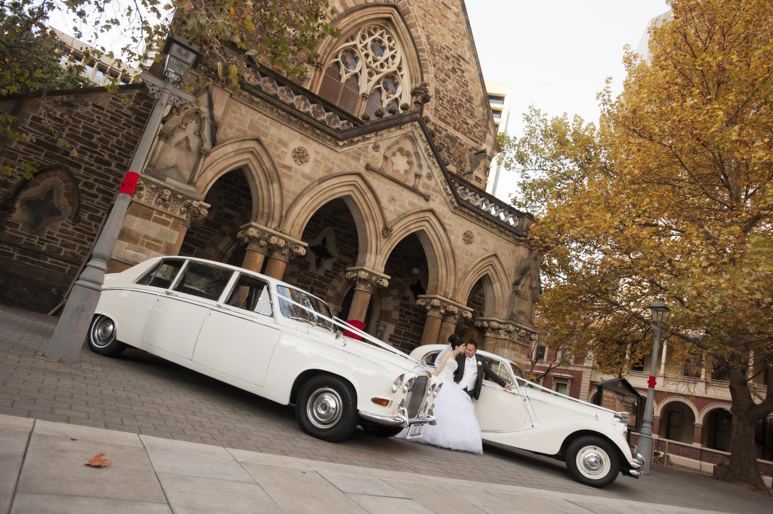 Royal Daimler and MKV