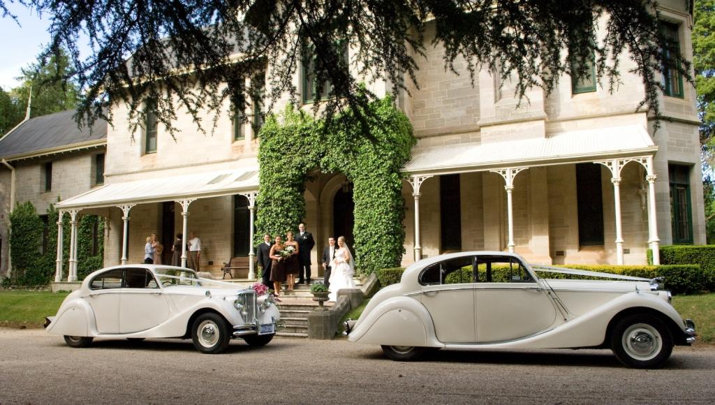 Jaguar 1949 MKV's